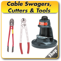 Cable Swagers & Tools
