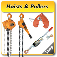 Hoists & Pullers