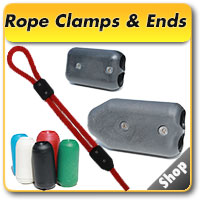 Rope Clamps & Ends