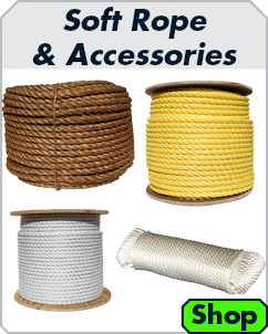 Soft Rope and Accessories