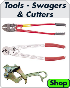Tools - Swagers and Cutters
