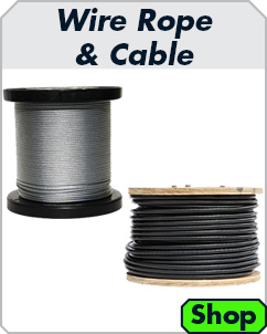 Wire Rope and Cable