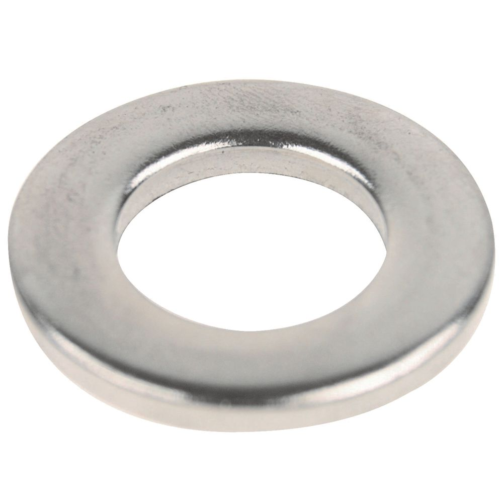 "3/4"" Stainless Steel Flat Washer Image 1"