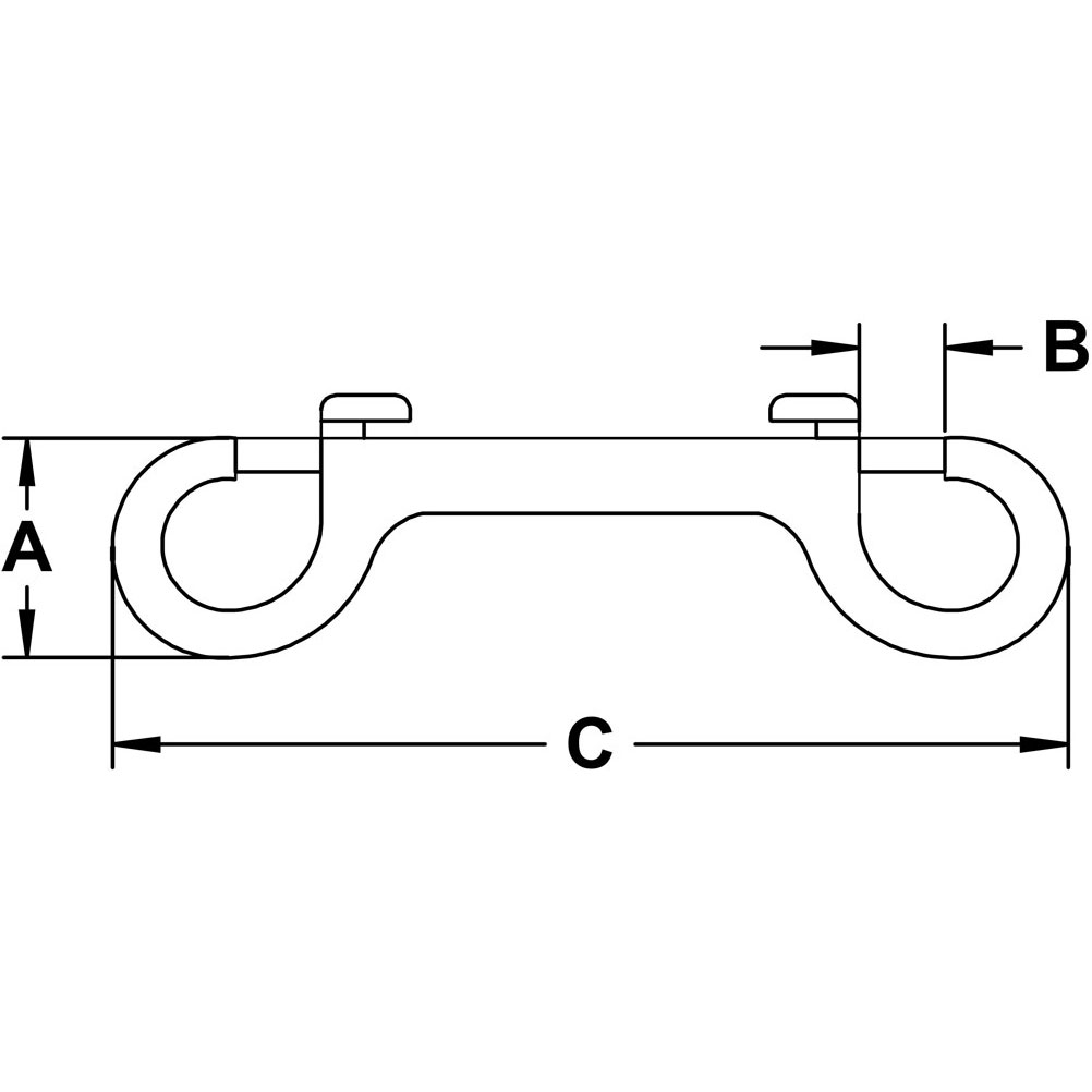 three-quarters-inch-stainless-snap-double-bolt-specification-diagram