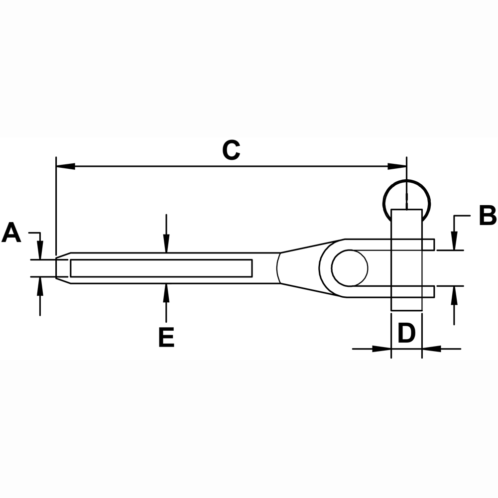 three-sixteenths-inch-stainless-hand-swage-toggle-specification-diagram