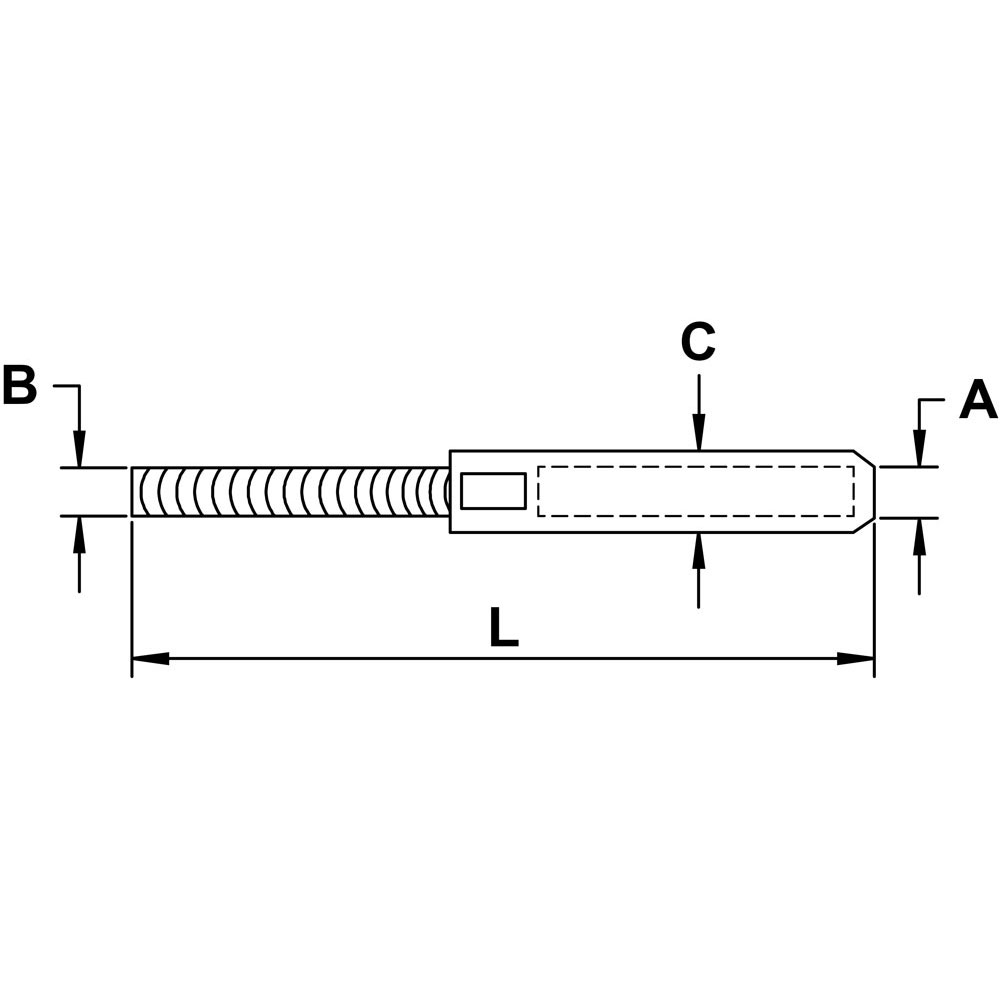 one-eighth-inch-stainless-hand-swage-threaded-stud-specification-diagram