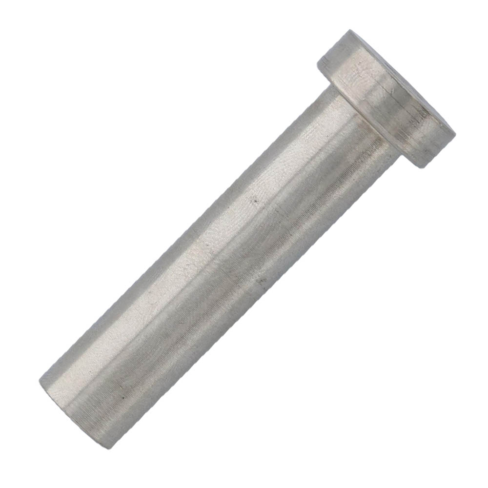 Quot stainless steel receiver stud
