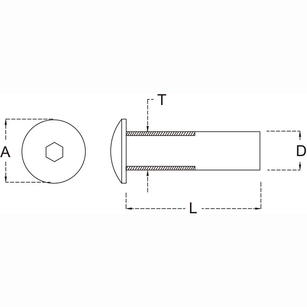 quarter-inch-stainless-receiver-stud-specification-diagram