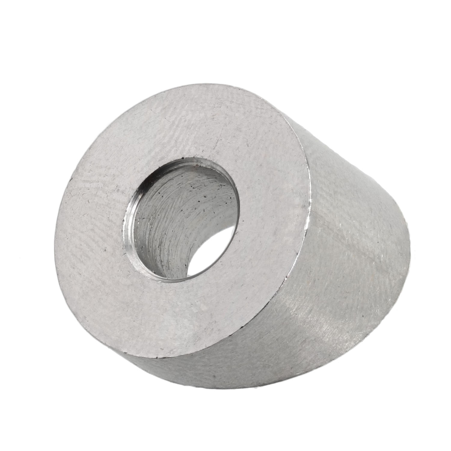 "3/8"" Grade 316 Stainless Steel Angle Washer Image 1"