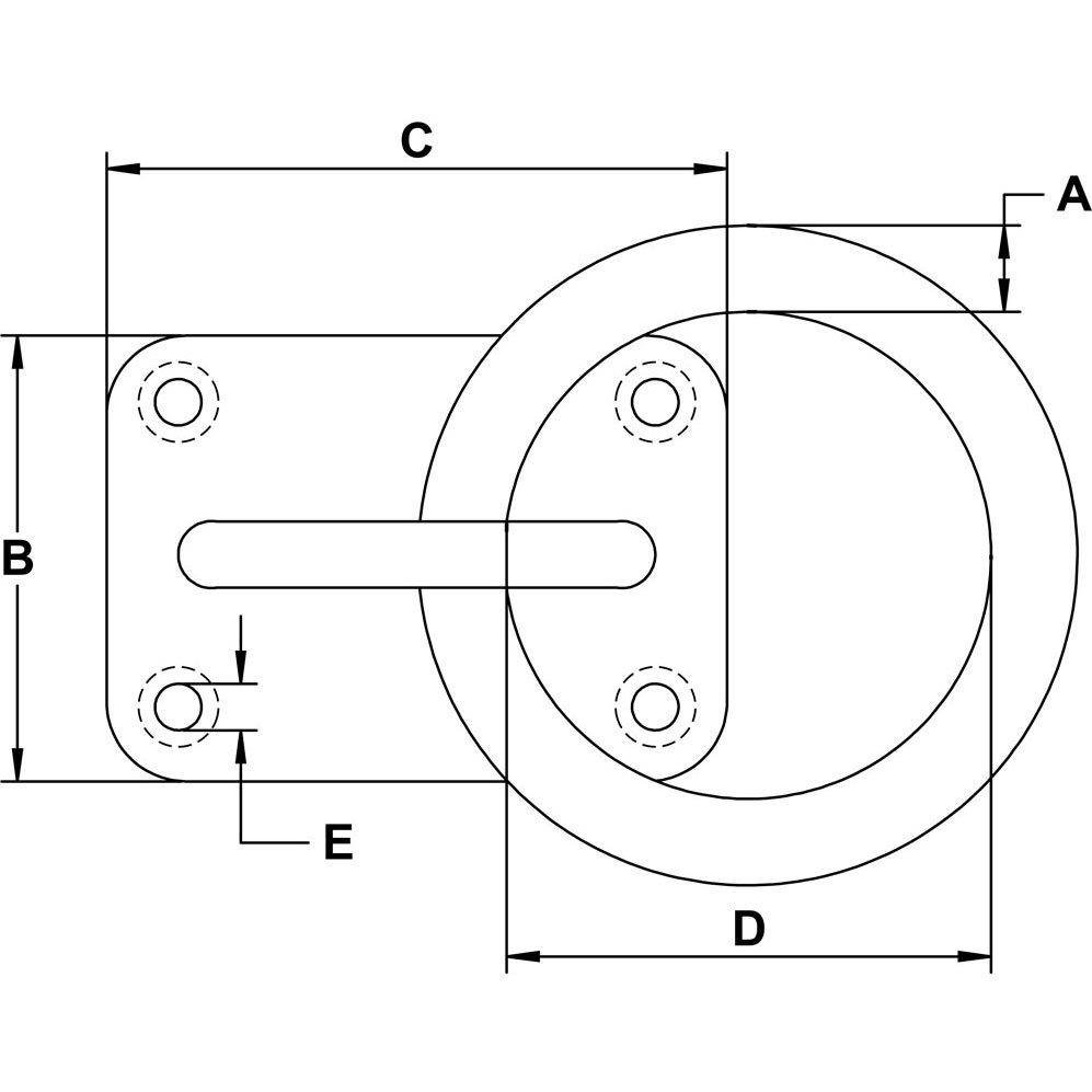 five-sixteenths-inch-stainless-pad-eye-ring-specification-diagram