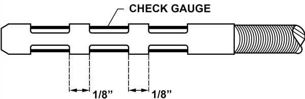 Hand Swage Tool Diagram