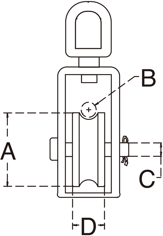 five-sixteenths-inch-x-one-and-one-quarter-inch-stainless-steel-swivel-eye-toggle-block-specification-diagram