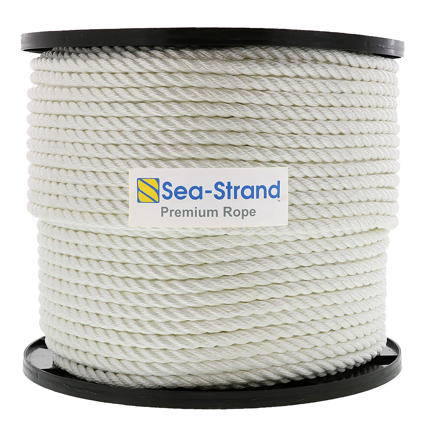 "1/4"" x 600' Reel, 3-Strand Nylon Rope"