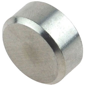 Grade 316 Stainless Steel End Caps