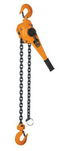 3 ton X 10 Foot Lift, Magna Lifting Lever Chain Hoist