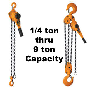 Magna Chain Lever Hoists