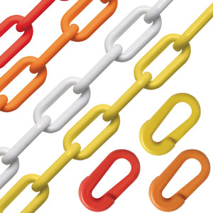 Plastic Chain & Fittings