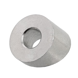 "1/4"" Grade 316 Stainless Steel Angle Washer"