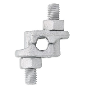 "1/2"" Hot Dip Galvanized Fist Grip Clip"