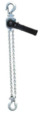 1/4 ton X 5 Foot Lift, Magna Lifting Lever Chain Hoist