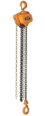 1/2 ton X 20 Foot Lift, Magna Lifting Chain Hoist