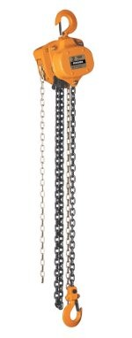 2 ton X 20 Foot Lift, Magna Lifting Chain Hoist