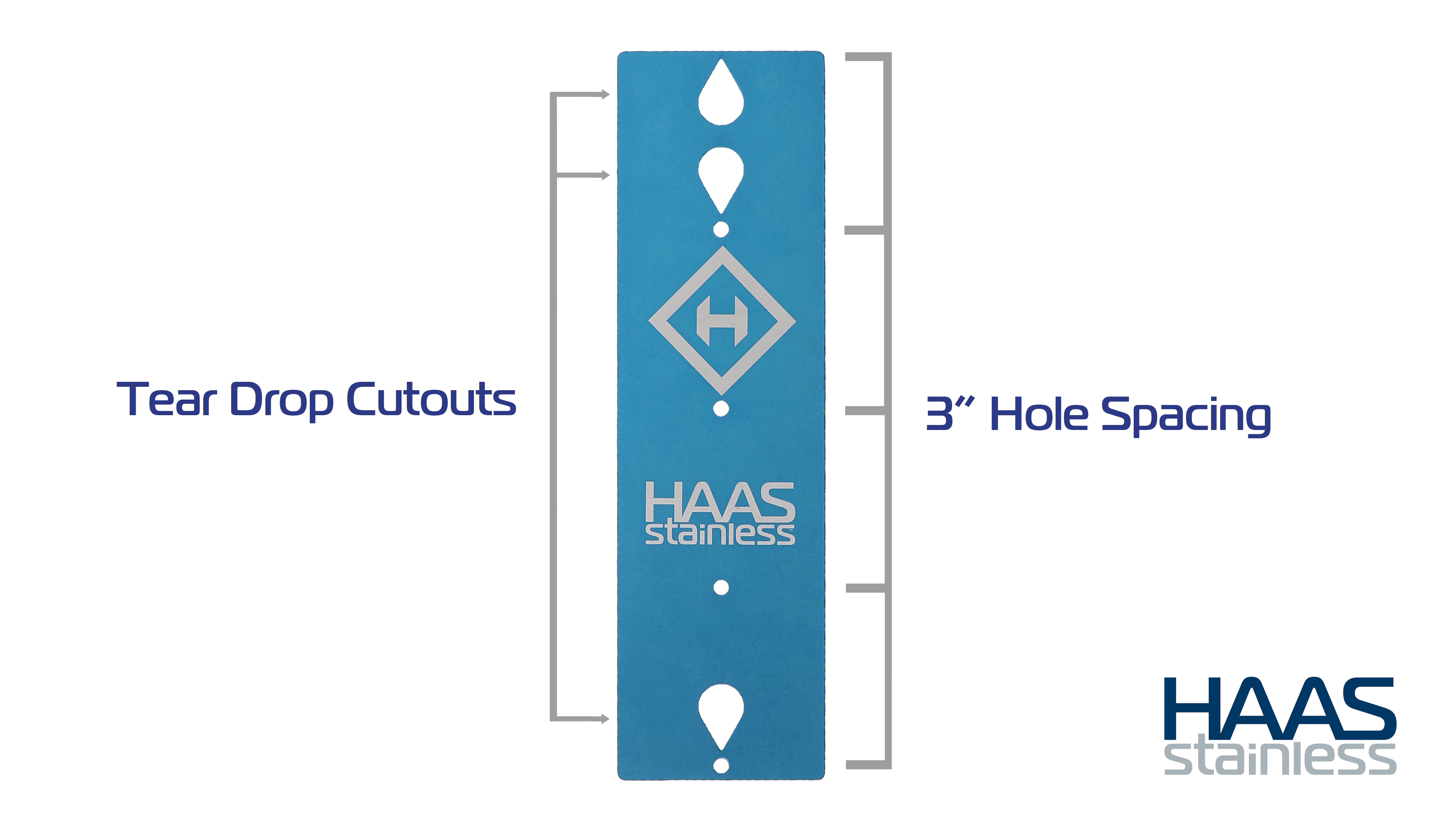 Hole Marking Template Features