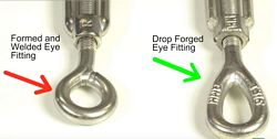 Drop Forged vs Formed and Welded
