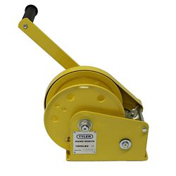 Tyler Tool Manual Hand Winch: 1800lb Painted