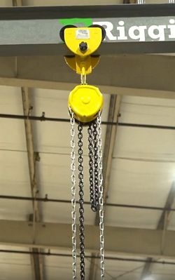 Tyler Tool Chain Hoists