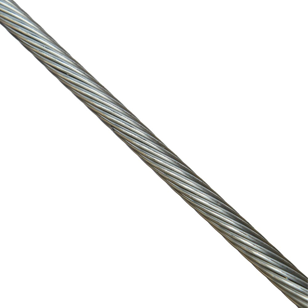 1000 ft Reel T-316 1x19 1//8 Stainless Steel Cable Wire Rope
