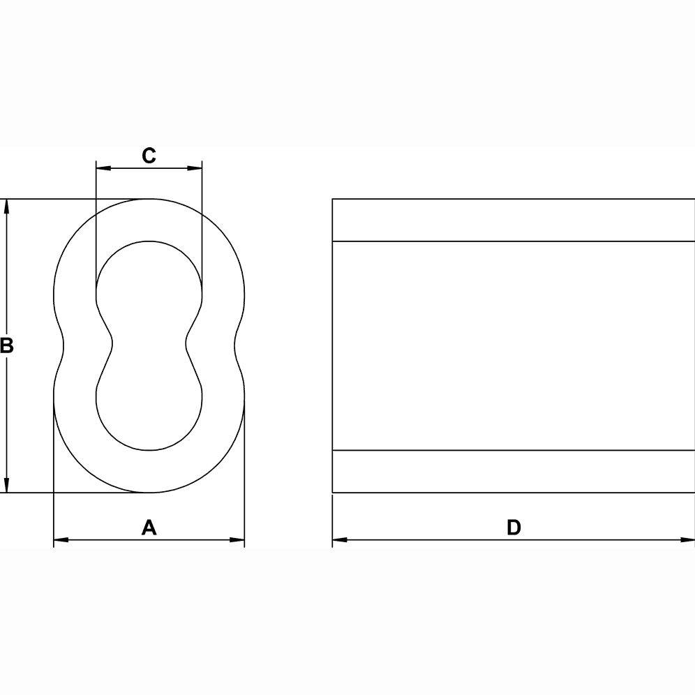 Aluminum Sleeve Diagram
