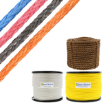 image of fiberloy high performance rope and sea strand rope
