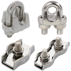 Stainless Wire Rope Clips