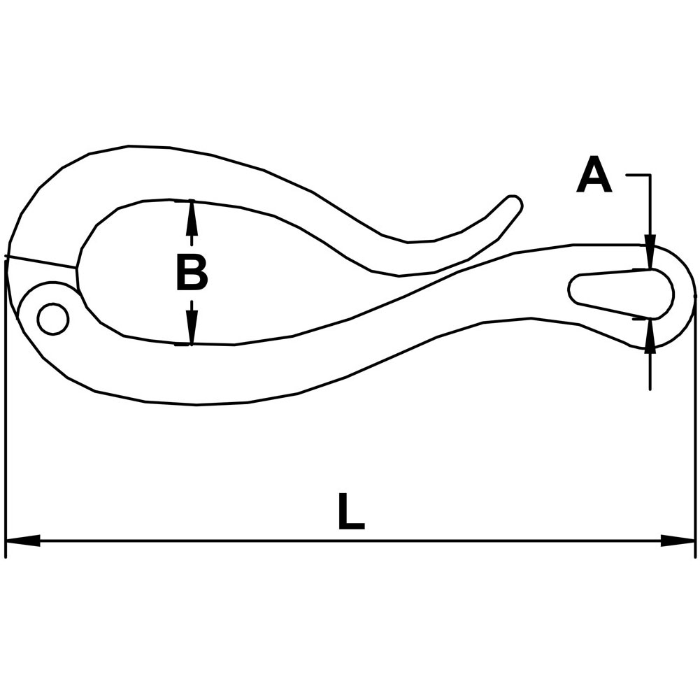 three-eighths-inch-stainless-pelican-hook-specification-diagram