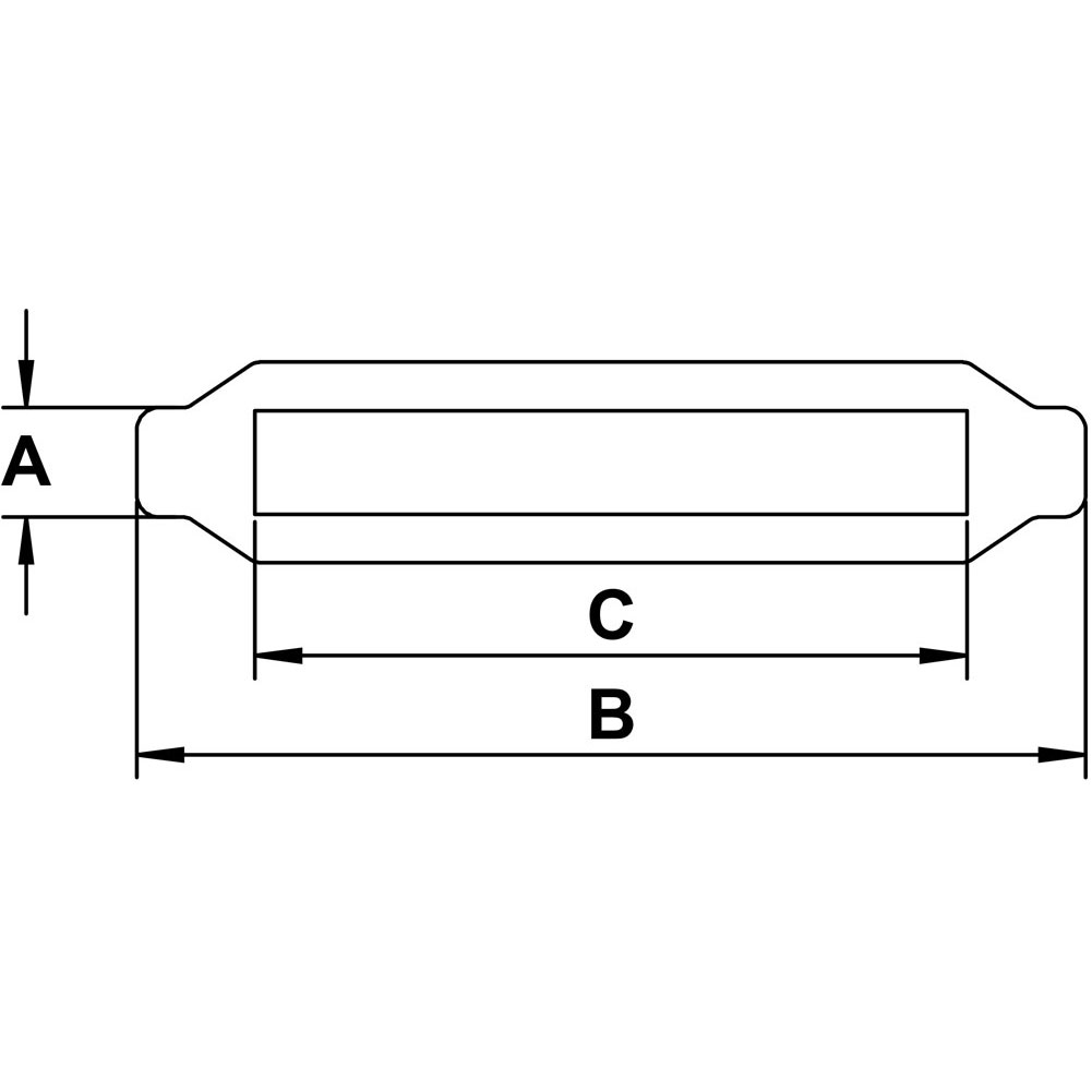 quarter-inch-x-two-and-eleven-sixteenths-inch-stainless-turnbuckle-body-specification-diagram