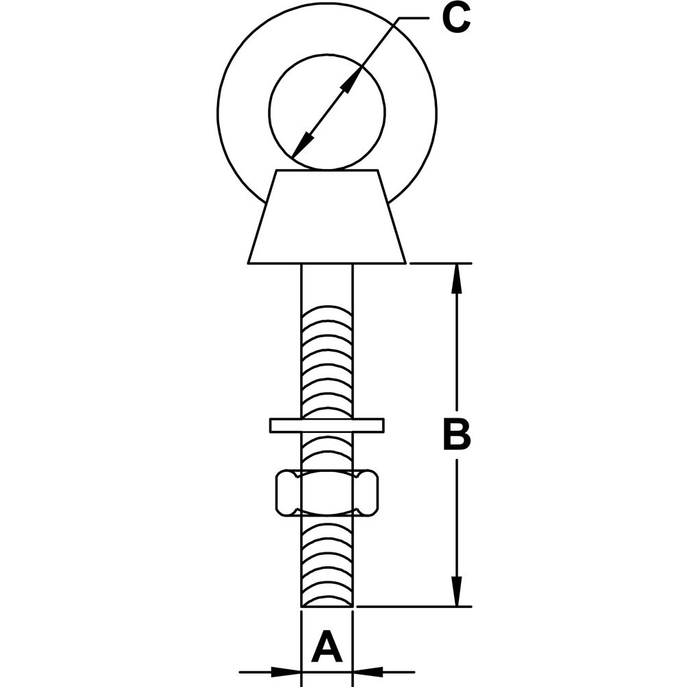 three-eighths-inch-x-six-inch-stainless-shoulder-eye-bolt-specification-diagram