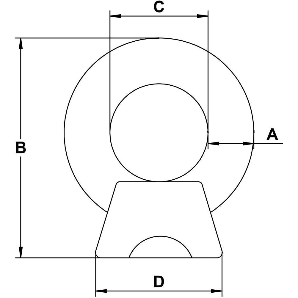 quarter-inch-stainless-eye-nut-specification-diagram