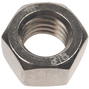 Grade 316 Stainless Steel Hex Nuts