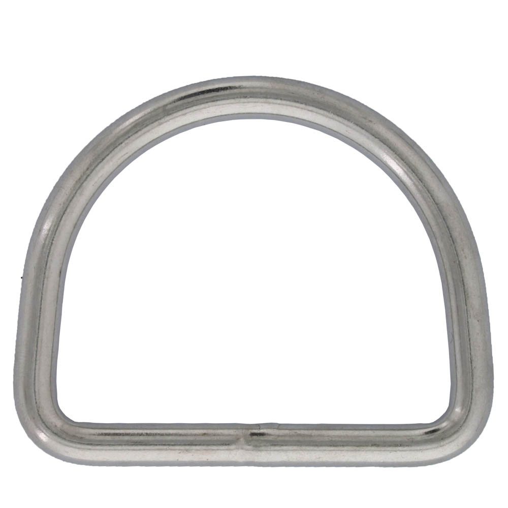Type 316 Stainless Steel D Ring