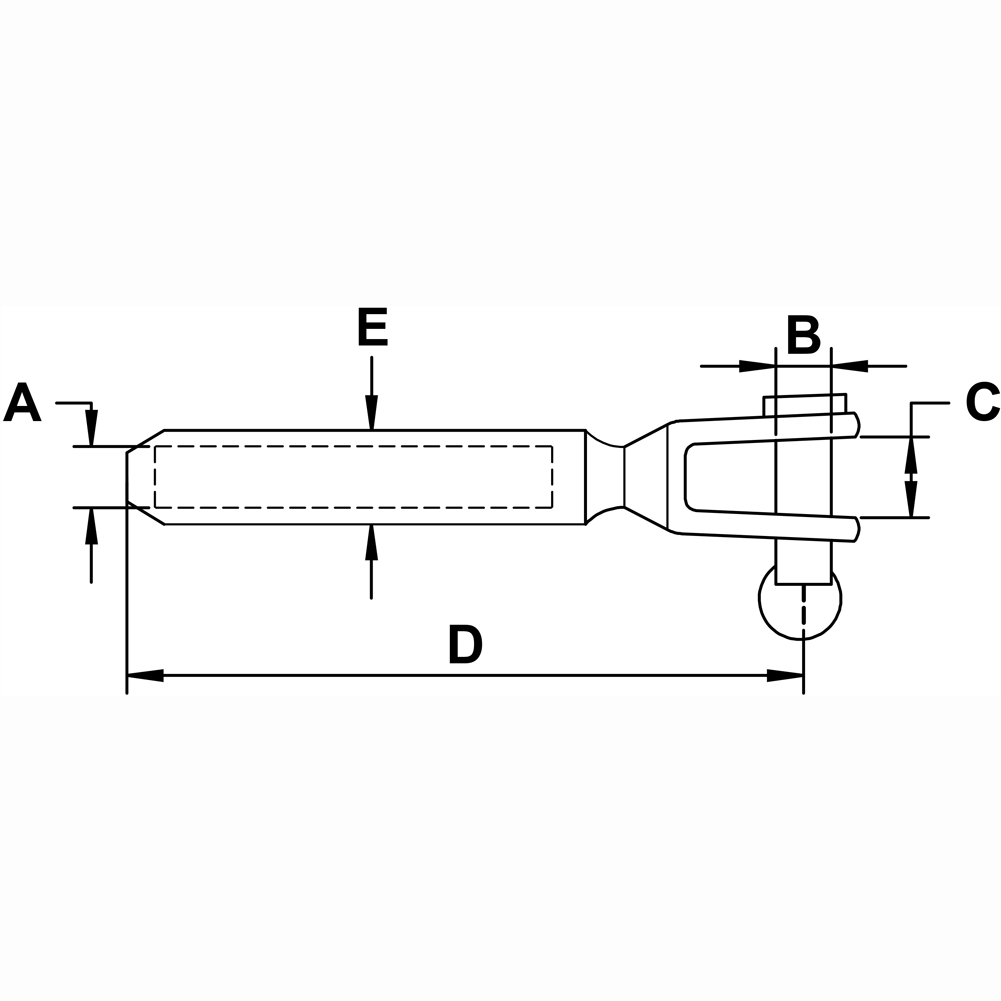 one-eighth-inch-stainless-hand-swage-jaw-specification-diagram