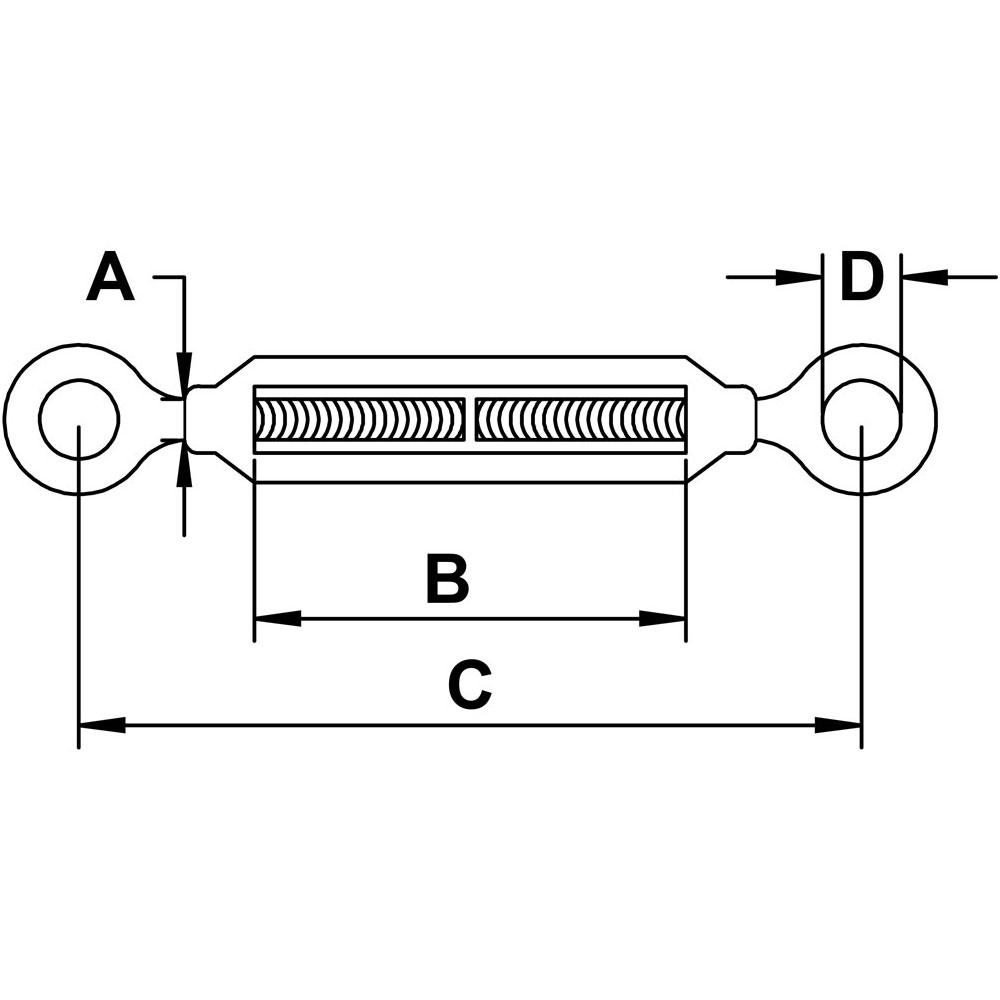 quarter-inch-x-three-and-one-quarter-inch-stainless-eye-eye-turnbuckle-specification-diagram