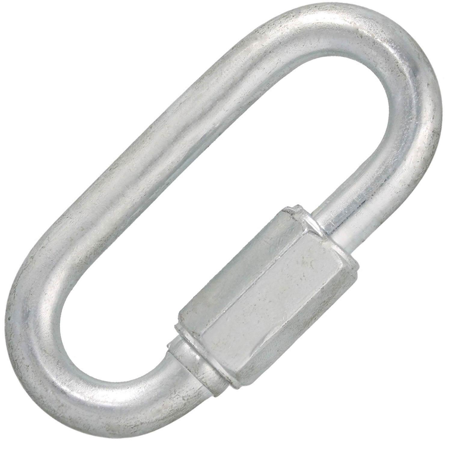 "5/16"" Zinc Plated Quick Link Image 1"