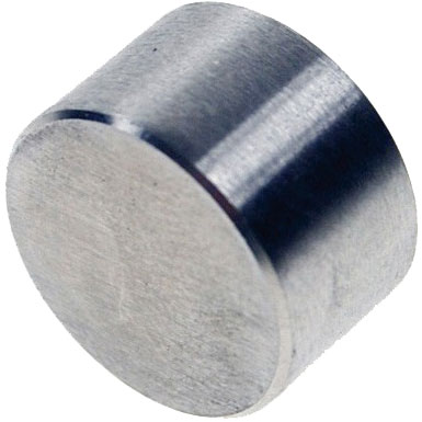 "1/4"" Grade 316 Stainless Steel End Cap for Capping Hex Nut Image 1"