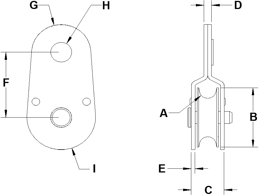 3-fixed-eye-single-pulley