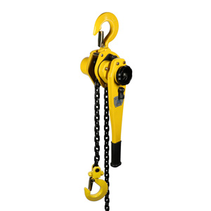 1.5 ton X 20 Foot Lift, Tyler Tool Lever Chain Hoist