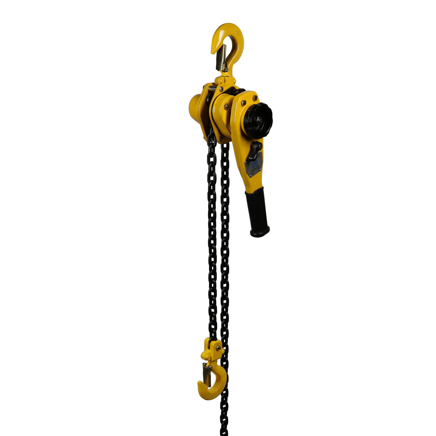 0.75 ton X 20 Foot Lift, Tyler Tool Lever Chain Hoist Image 1