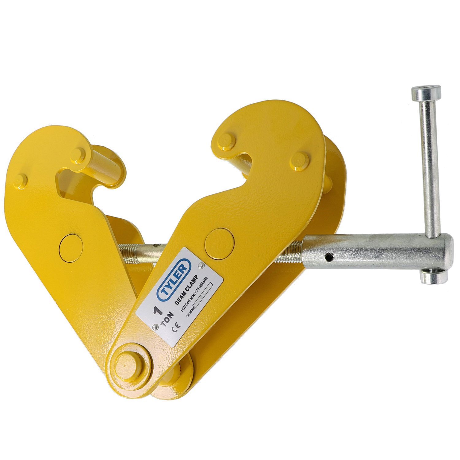 Tyler Tool Beam Clamp