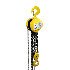 5 Ton X 10 Foot Lift, Tyler Tool Chain Hoist