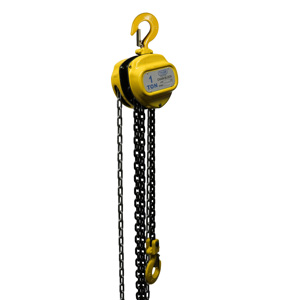 1 Ton X 20 Foot Lift, Tyler Tool Chain Hoist